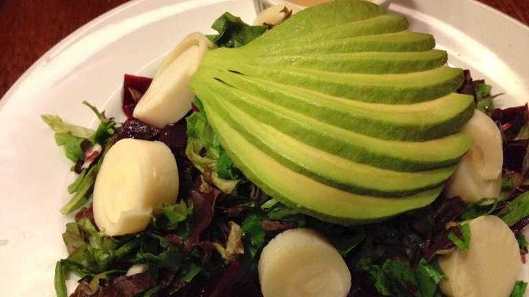 Chez Kama in Great Neck gets the salad right   Newsday