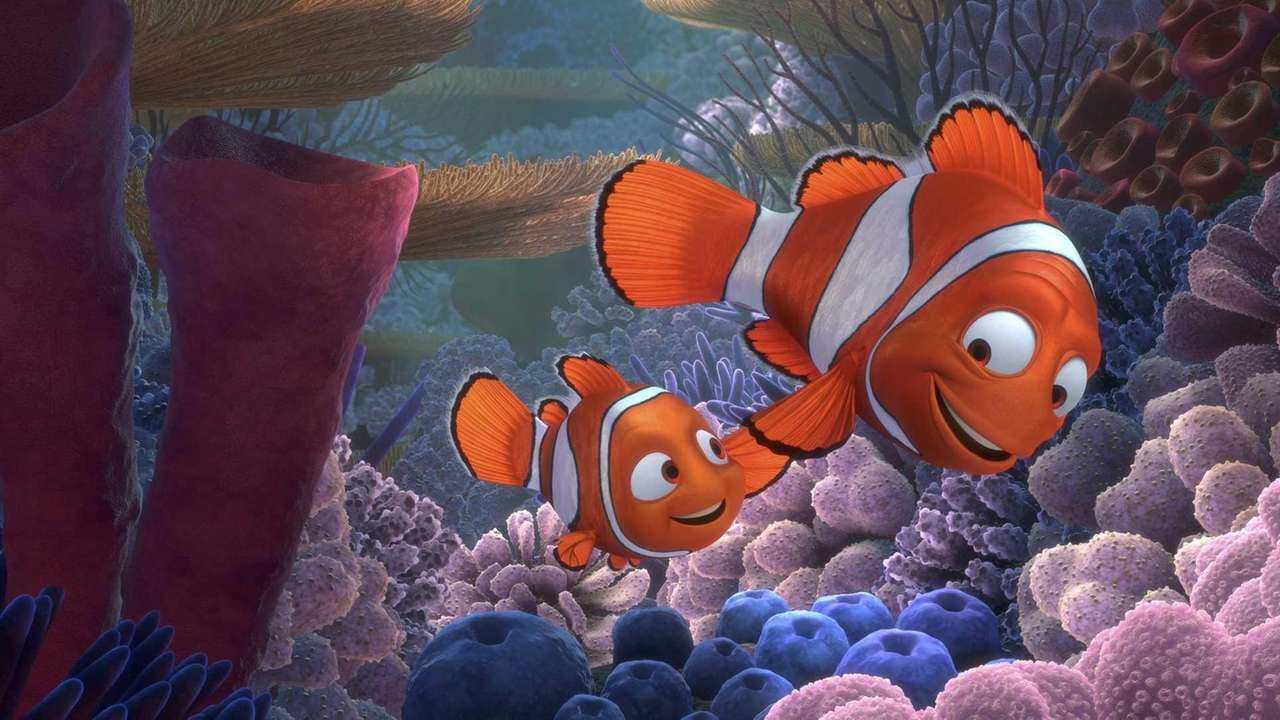 Finding Nemo 3D\' review: Good film, bad effects | Newsday