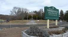 Nissequogue River State Park is pictured on Dec.