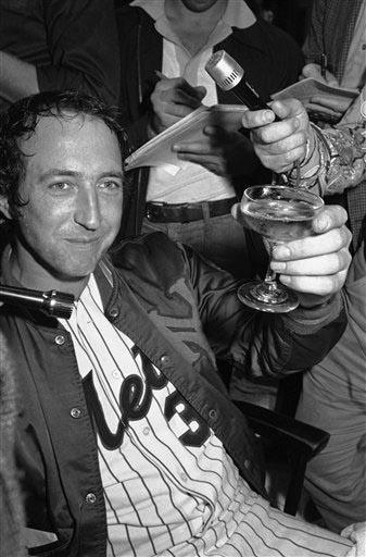 JERRY KOOSMAN, 1976 21-10, 2.69 ERA, 200 strikeouts