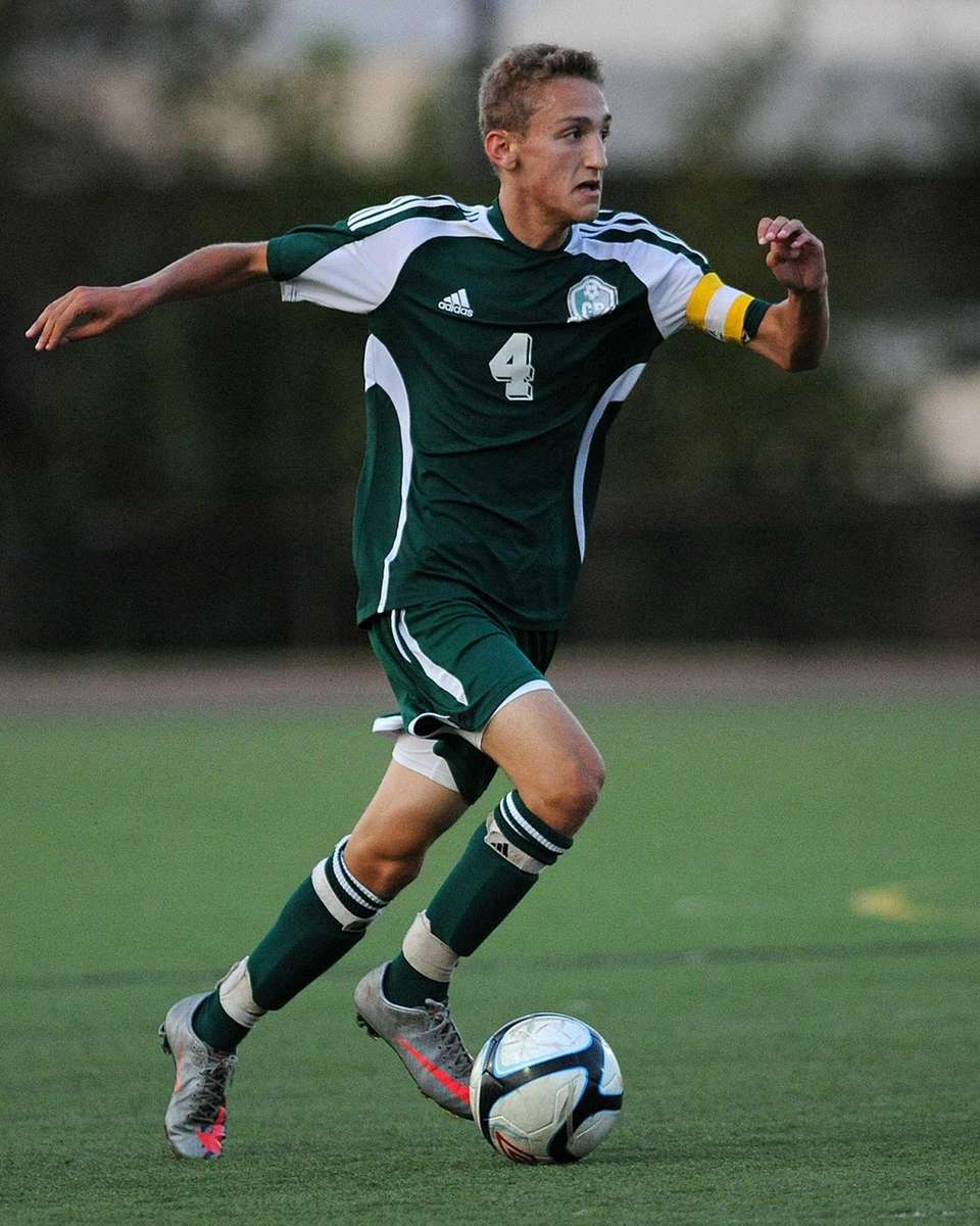 SECOND TEAM Carle Place's Dylan Klein is among