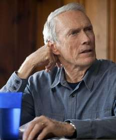 Clint Eastwood as Gus in a scene from