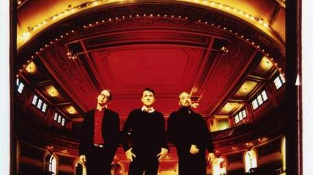 Indie-rock band Afghan Whigs play the Bowery Ballroom