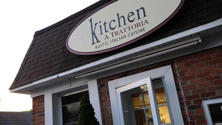 Exterior photo of Kitchen A Trattoria in St