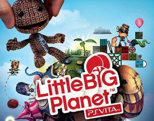 """""""LittleBigPlanet PS Vita"""" is a puzzle-platformer for the"""