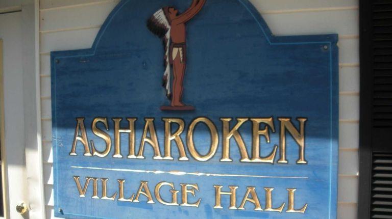 Asharoken Village Hall is seen on Sept. 14,