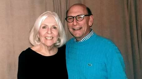 Maureen and Mark Kletter were married in 1968.