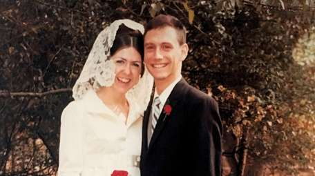 Maureen and Mark Kletter were married in 1968,