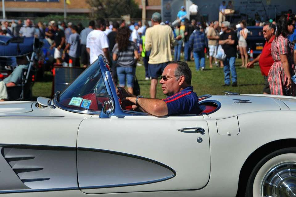 Hempstead Town's seventh annual Seaside Spectacular Car Show