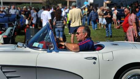 Hempstead Town's seventh annual Seaside Spectacular Car Show