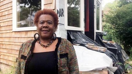 Brenda Simmons, executive director of the Southampton African