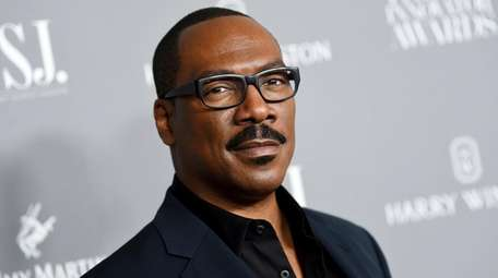 Honoree actor-comedian Eddie Murphy attends the WSJ. Magazine