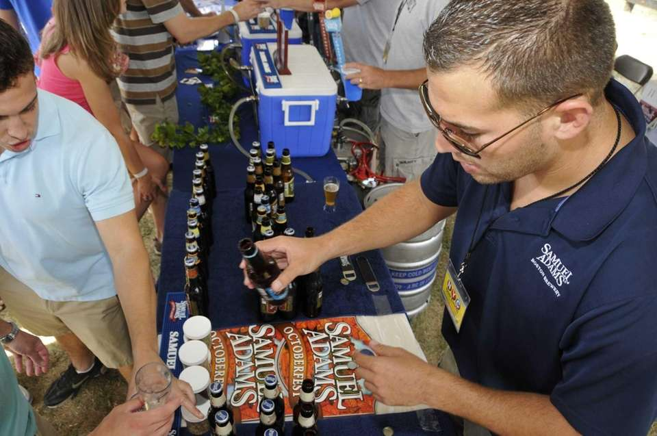 North Fork Craft Beer, BBQ and Wine Festival