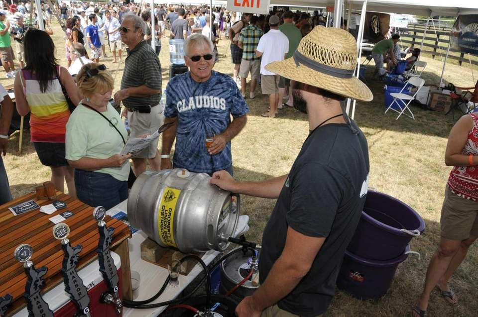 North Fork Craft Beer, BBQ & Wine Festival