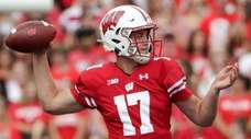 Wisconsin quarterback Jack Coan's leadership is what sets