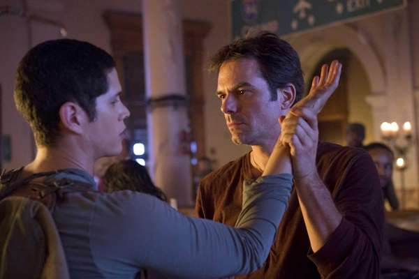 JD Pardo as Nate and Billy Burke as