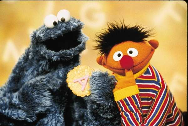 "Children's series ""Sesame Street"" debuted in the fall"