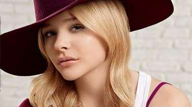 Actress Chloe Grace Moretz is teaming up with