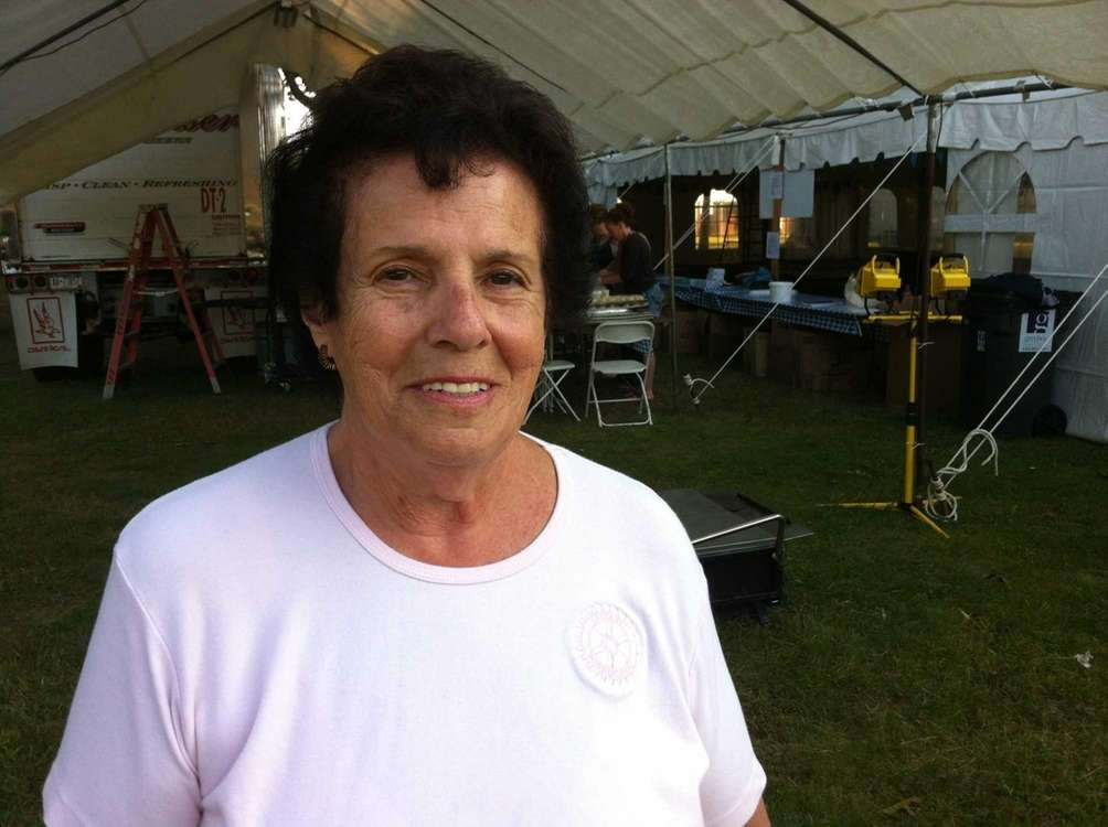 Barbara Caldwell of East Moriches is president of
