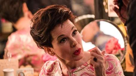 "Renée Zellweger as Judy Garland in ""Judy."""