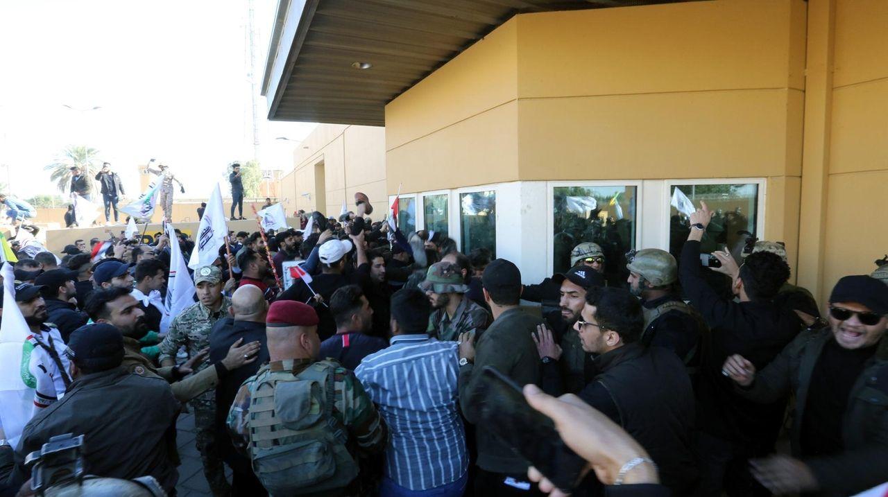 Iraq tensions underscore complex U.S. role in the Mideast