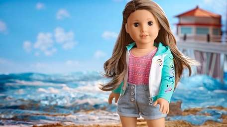 American Girl's 2020 Girl of the Year doll