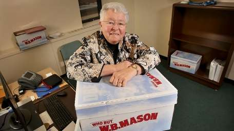 Sister Joanne Callahan, who headed the school system
