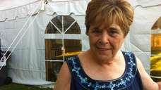 East Moriches resident Muriel Corcoran, 69, is a