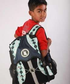 Tips to help your children avoid backpack injury.