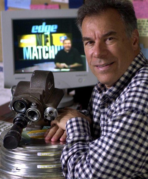 STEVE SABOL Sabol, the president of NFL Films,