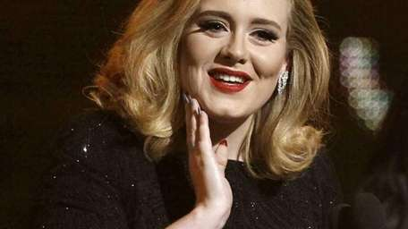 Singer Adele might have a project in the