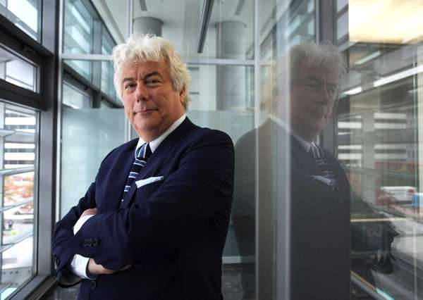 British author Ken Follett has a new novel,