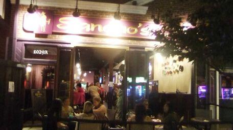 Sancho's Cantina, a sports bar and Tex-Mex eatery