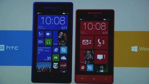 HTC and Microsoft have unveiled two new Windows
