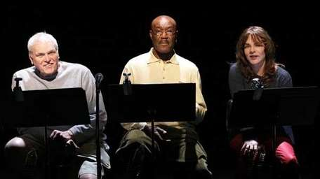 Brian Dennehy, Delroy Lindo and Stockard Channing are
