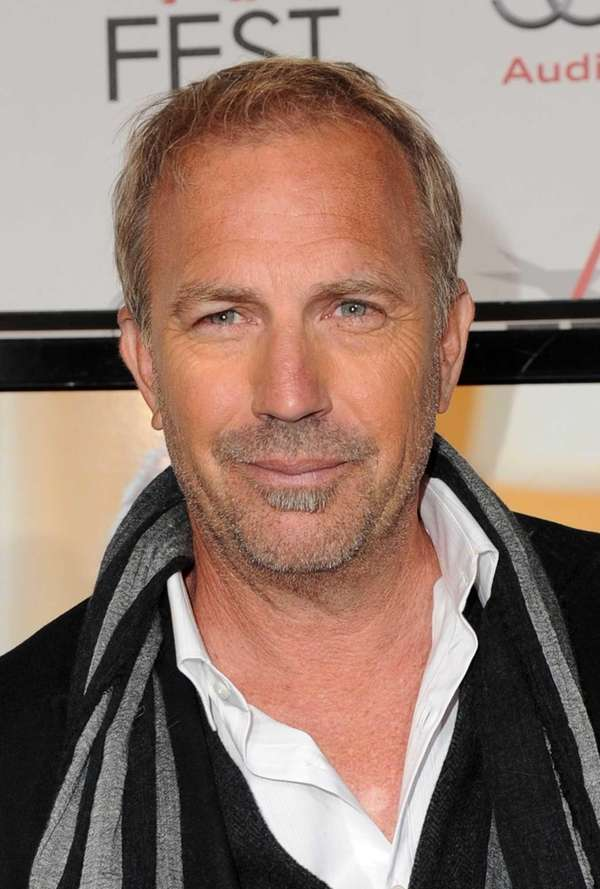 Actor Kevin Costner arrives at
