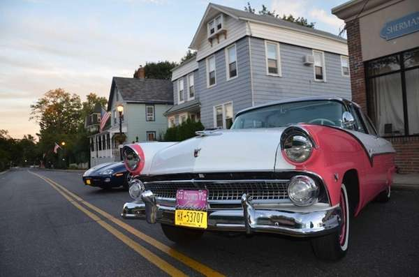 The Sea Cliff Fire Department's Classic Car Cruise