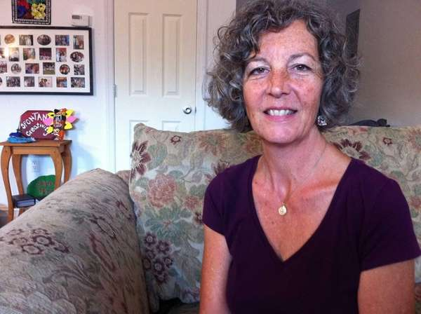 Kathleen Johnson, 56, of Center Moriches, is co-executive