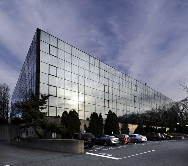 The exterior of Kimco Realty headquarters in New
