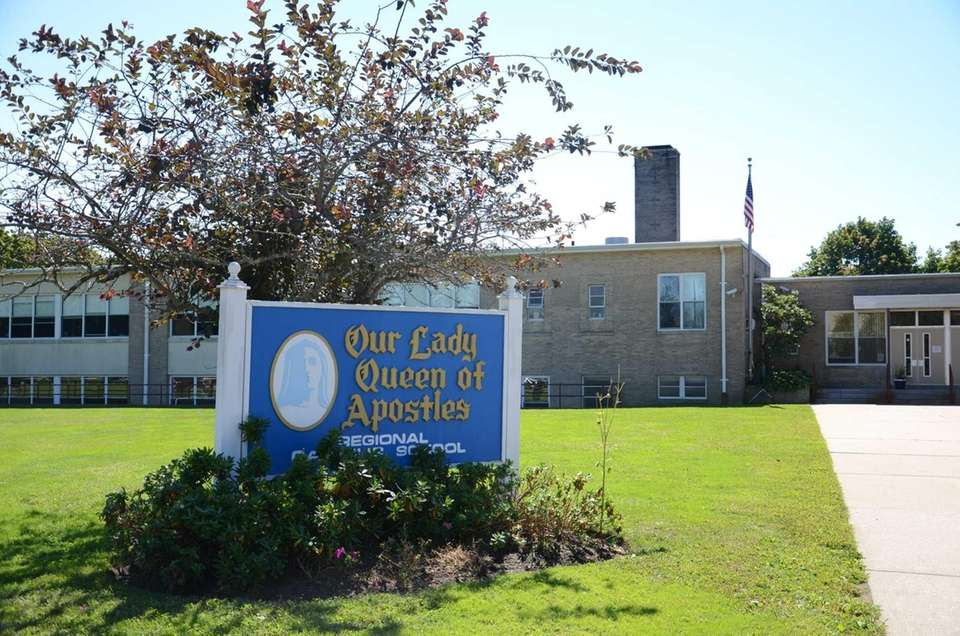 Our Lady Queen of Apostles School at 2