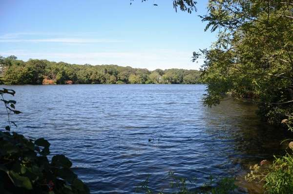 West Mill Pond and East Mill Pond are