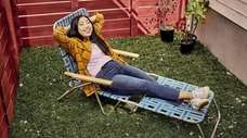 Creator and writer Awkwafina stars in Comedy Central's
