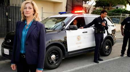 """Edie Falco stars in CBS' """"Tommy."""""""