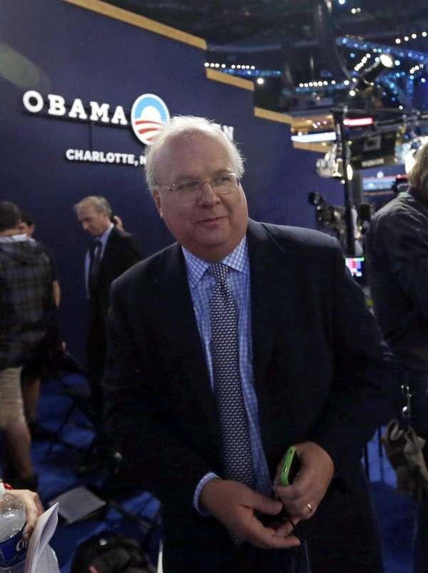 Karl Rove, former Senior Advisor and Deputy Chief