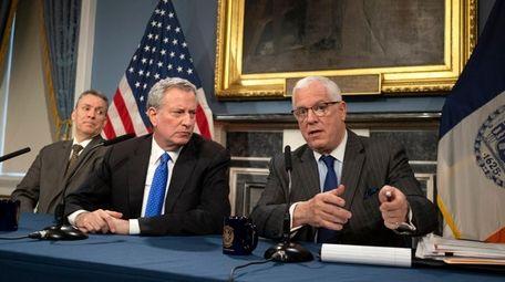 NYPD Deputy Commissioner of Intelligence and Counterterrorism John