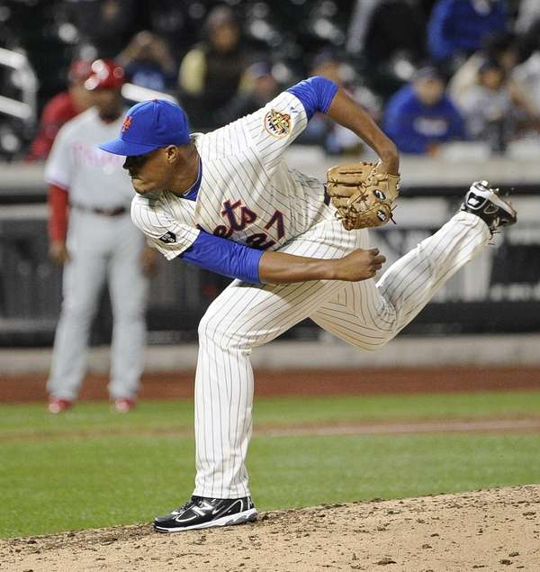 Jeurys Familia follows through on his delivery in