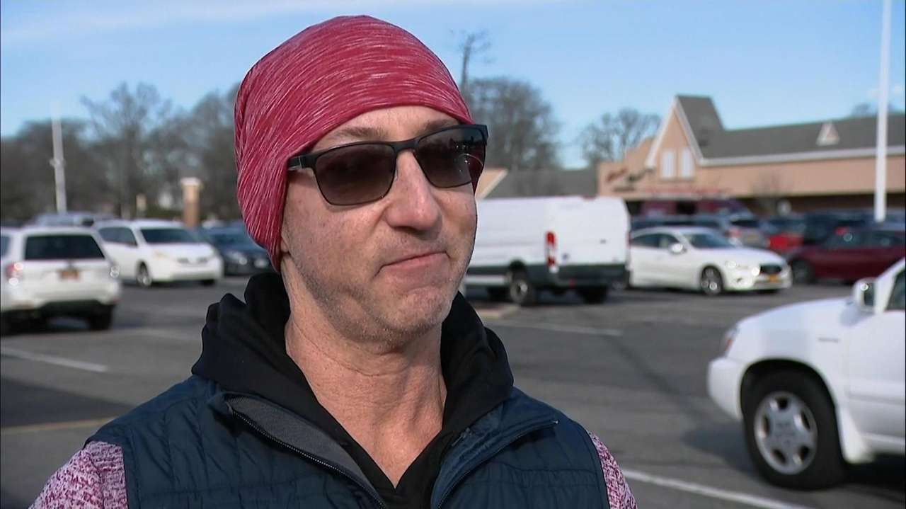 Owen Watstein, 50, of Merrick, said he was