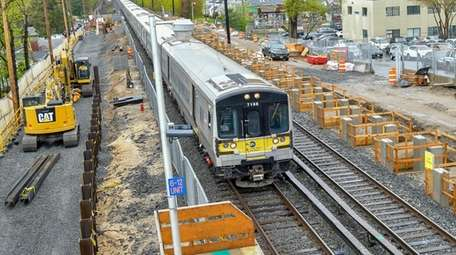 The $51.5 billion LIRR capital plan would also