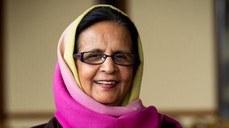 Shahnaz Mallik is a member of The Sisterhood
