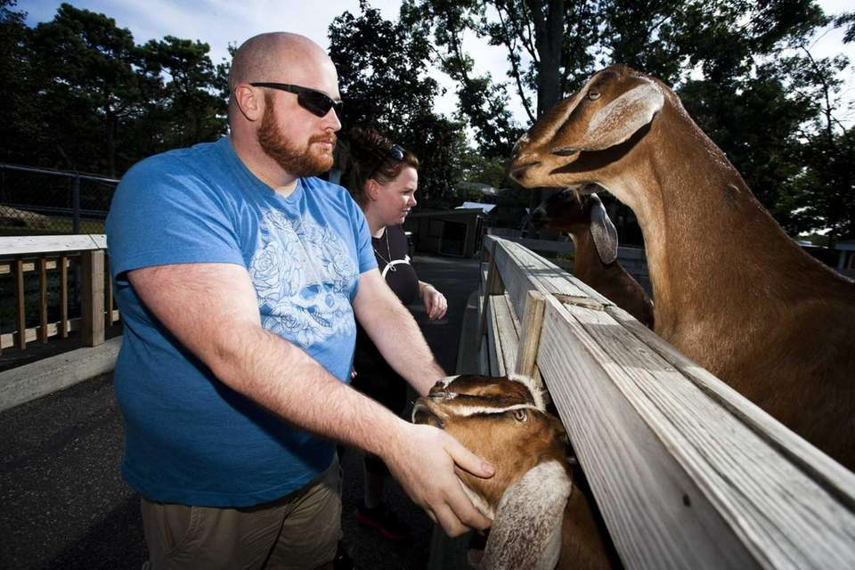 Budget cuts threaten The Holtsville Zoo at the